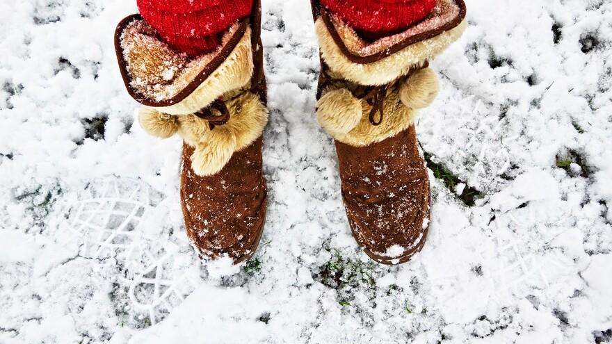 Как сделать так, чтобы ноги не мёрзли в сильные морозы: простой армейский способ