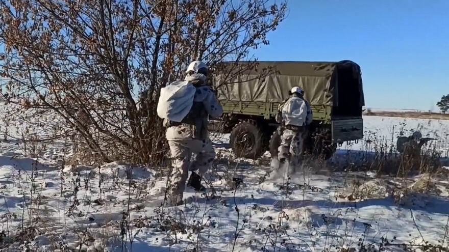 "Под Самарой спецназ уничтожил кочующий отряд ""боевиков"""
