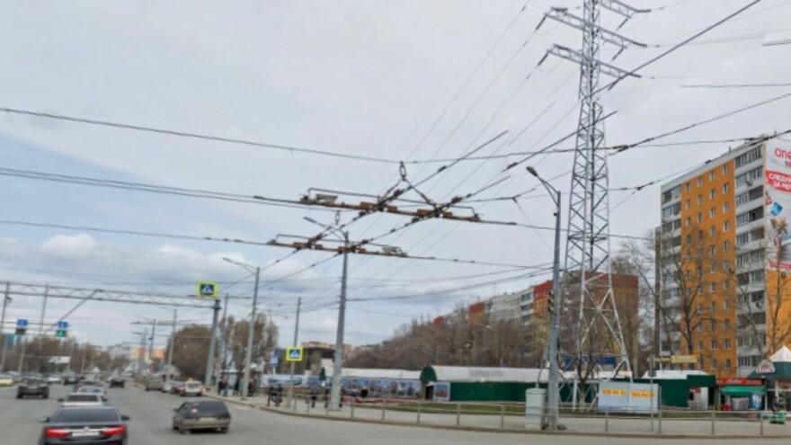 В Самаре энергетики требуют срочно закрыть рынок на Ново-Вокзальной