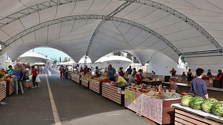 В Самаре открылись 5 сельскохозяйственных ярмарок