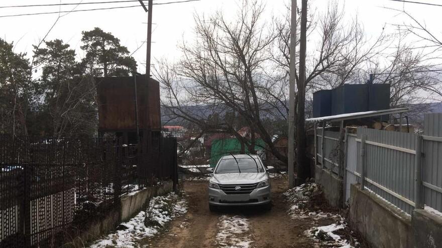 В Тольятти пенсионера чуть не задавил собственный автомобиль