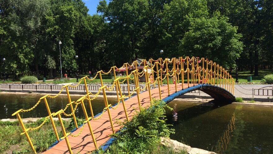 В Самаре просят установить ограждения у канала в парке Гагарина