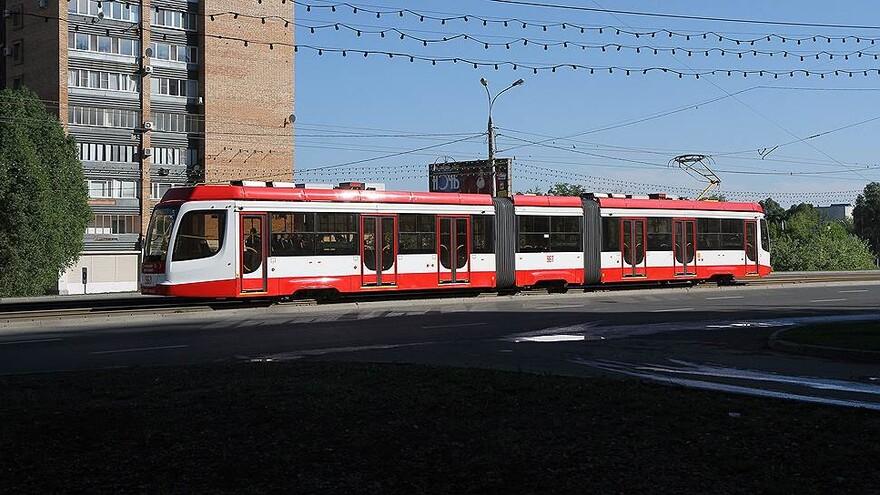 В Самаре хотят пустить трамвай до Мехзавода