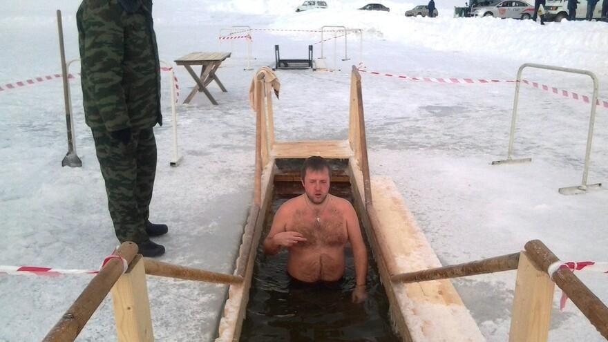 В Тольятти отменили крещенские купания