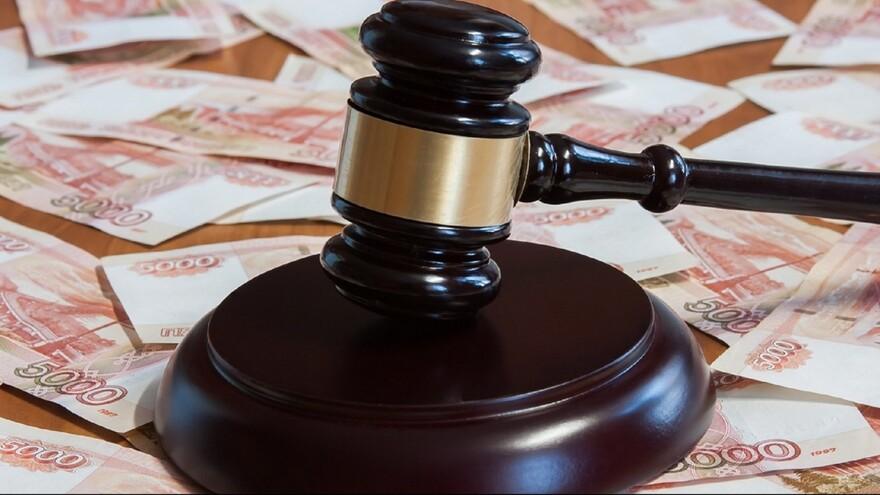 В Самаре сотрудник ДПС оштрафован на 50 тысяч рублей