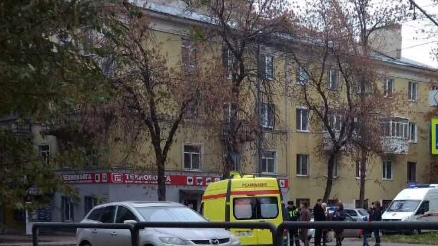 В Самаре на проспекте Масленникова сбили пешехода