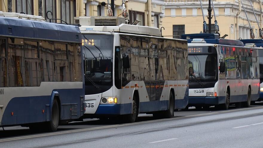 Троллейбус № 10 возвращается На улицы Самары