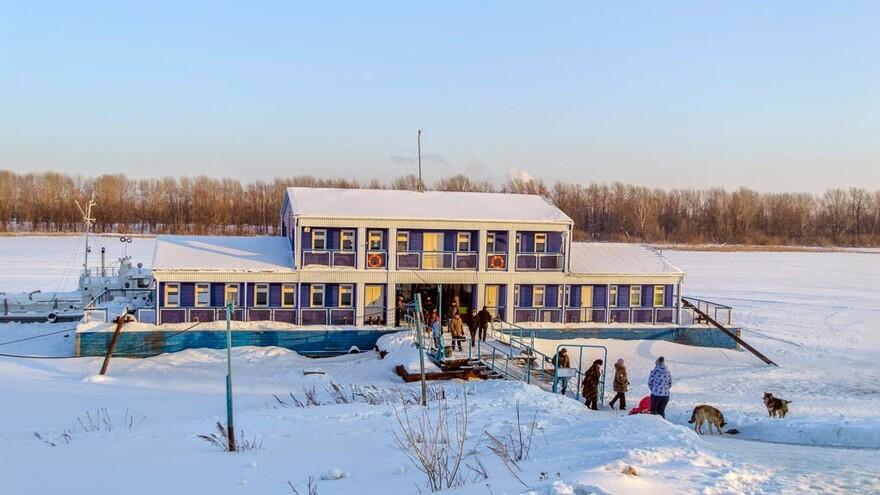 В Самаре скорректировано расписание движения судов до Рождествено