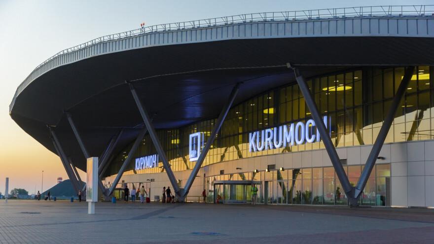 В Самарском аэропорту поймали преступника, который находился в федеральном розыске