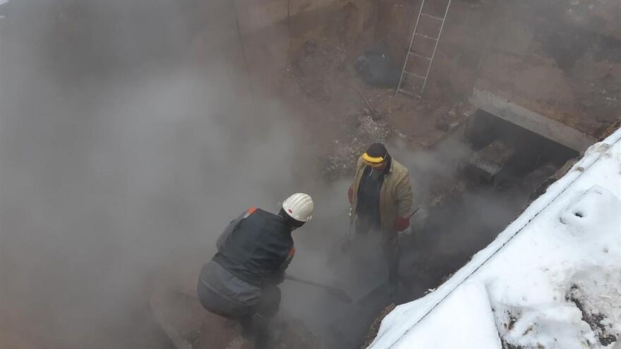 В Самаре на четырех улицах остыли батареи