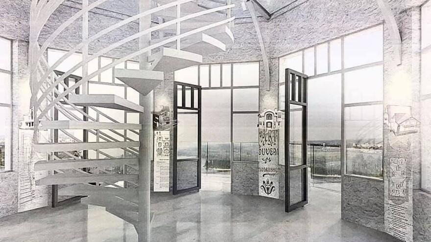 В Самаре построят смотровую площадку с видом на Волгу, пивзавод и театр