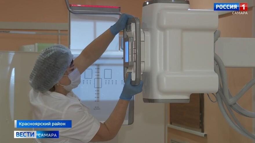 В рамках нацпроекта «Здравоохранение» в медучреждения Самарской области продолжает поступать новое оборудование
