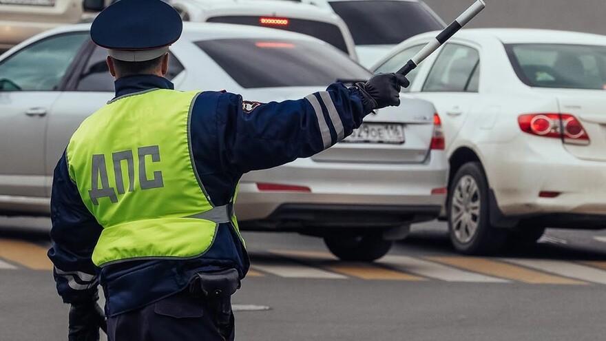 В Тольятти остановили автомобиль с гашишом
