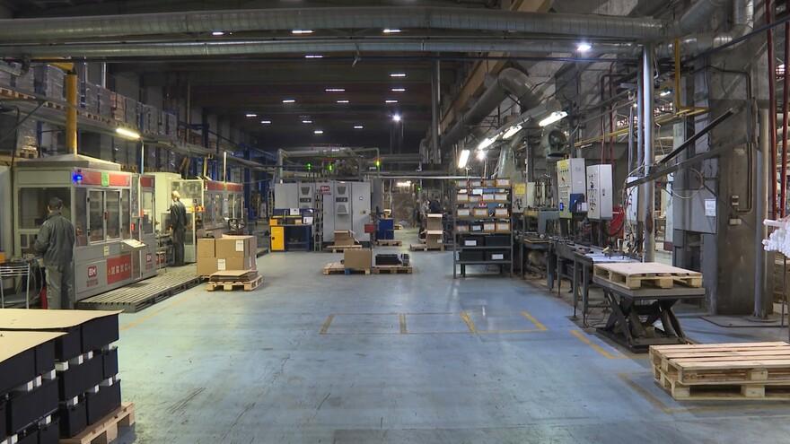 """Жигулёвский аккумуляторный завод один из первых включился в национальный проект """"Производительность труда и поддержка занятости"""""""