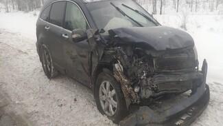 В Самарской области снегопад спровоцировал множество ДТП: пострадал ребенок