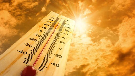 В Самарском регионе вновь зафиксирован температурный рекорд
