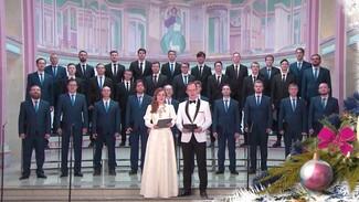 Рождественский концерт в Софийском соборе Самары