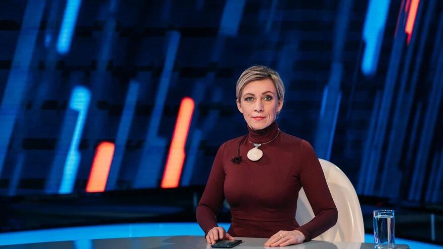 """Захарова прокомментировала """"смерть мозга"""" НАТО"""