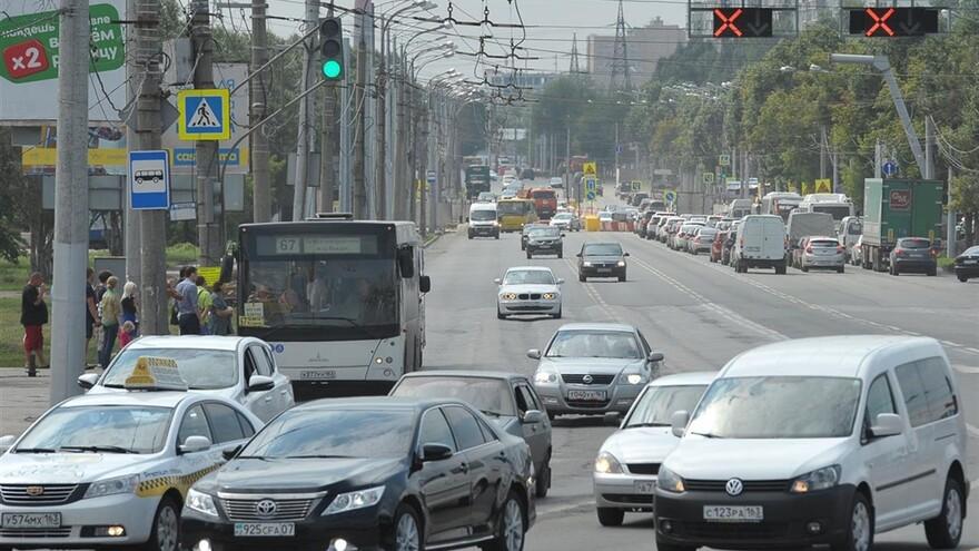 В Самаре планируют снова заняться переделкой Московского шоссе