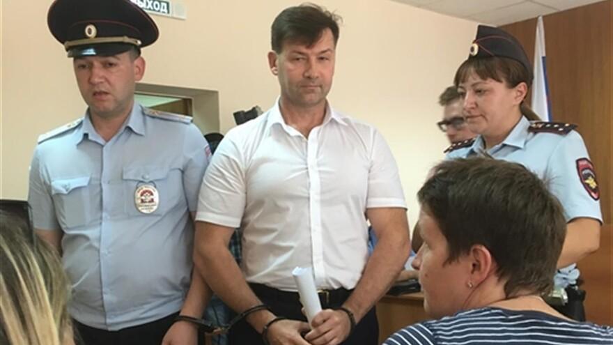 В Самаре закончено расследование дела экс-замначальника управления Росгвардии Дмитрия Сазонова