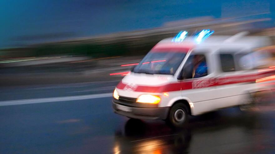 В Сызрани двухлетняя девочка выпала из окна второго этажа