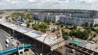 В Тольятти у Жигулевской ГЭС соединили две части трехуровневой развязки