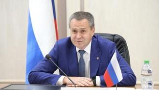 Заместитель Полпреда в ПФО Олег Машковцев провел рабочую встречу с Послом Республики Узбекистан