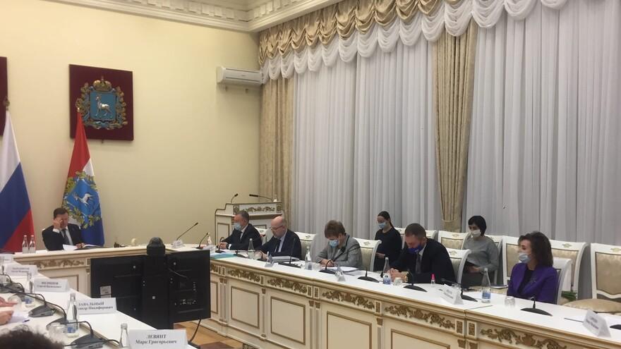 Минобороны планирует создать парк в Самарской области