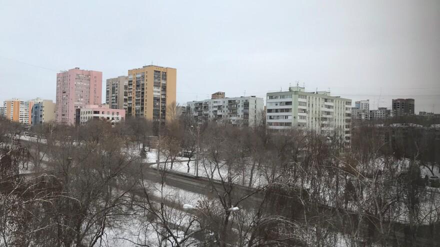 В Самарской области арктический антициклон принёс новые аномальные морозы