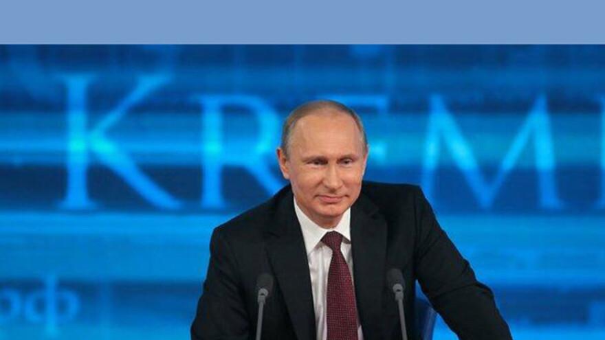 Общение президента РФ  Владимира Путина с гражданами страны начнется 7 июня в 13.00