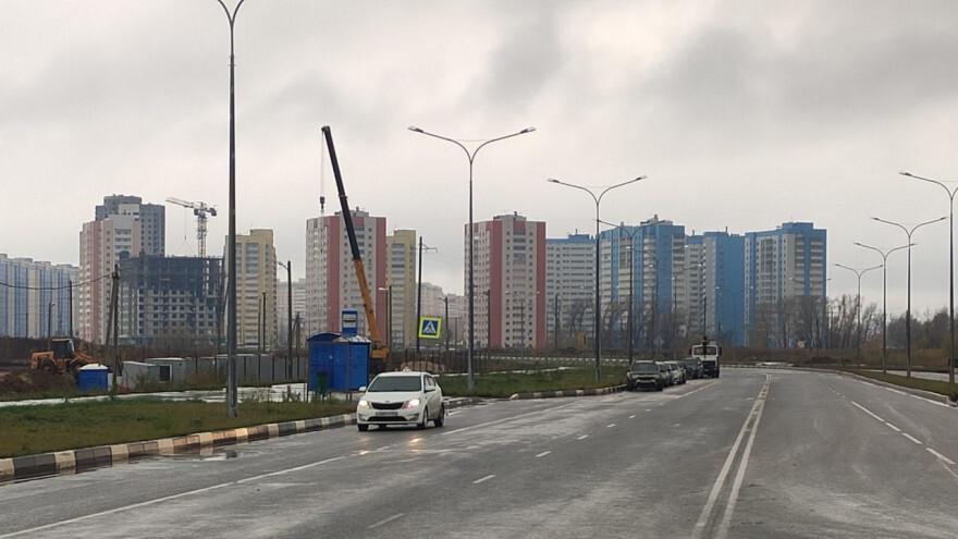 В Волгаре до конца года построят еще пять дорог