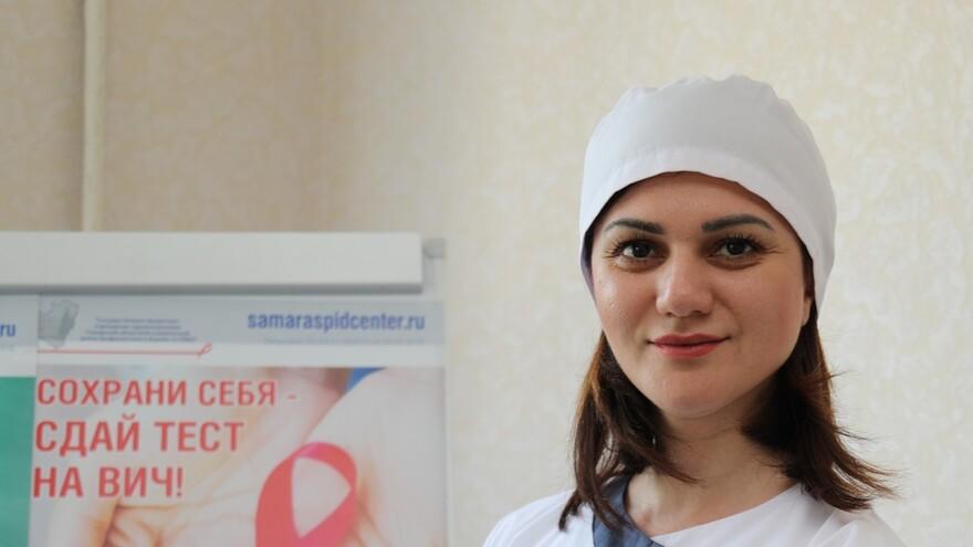 Самарцы смогут пройти бесплатно тест на ВИЧ