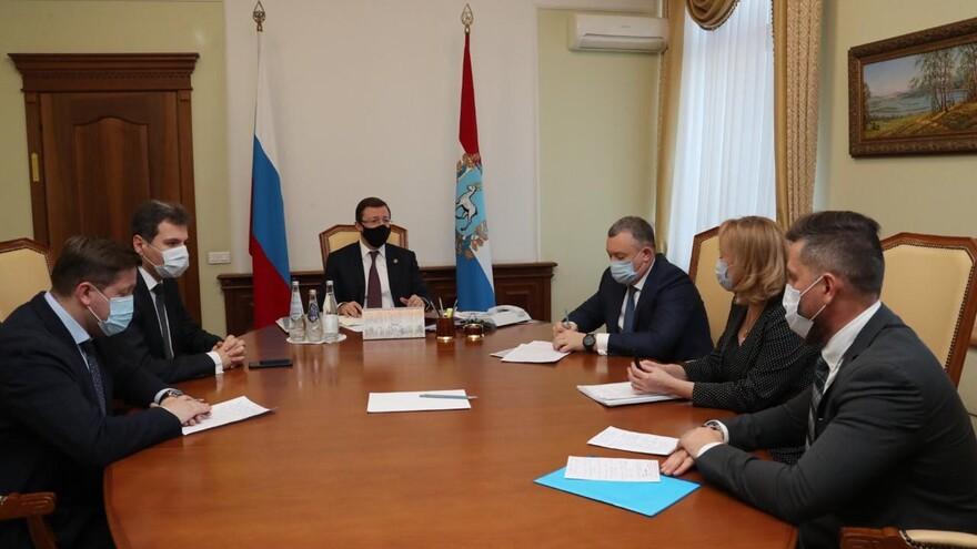 Дмитрий Азаров и команда специалистов ФМБА обсудили модернизацию оказания помощи больным с коронавирусом