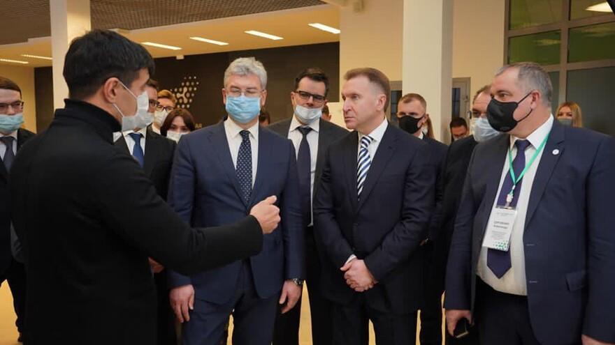 "Тольятти превратят в ""Техноград"""
