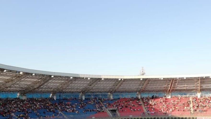 В Тольятти сборная России выиграла Чемпионат мира по спидвею