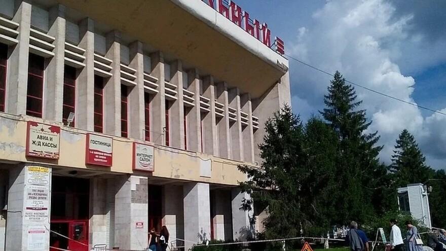 """В Самаре эвакуировали автовокзал """"Центральный"""""""