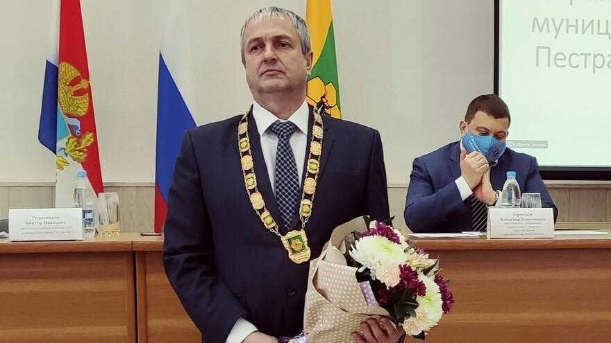Пестравский район Самарской области возглавил Сергей Ермолов