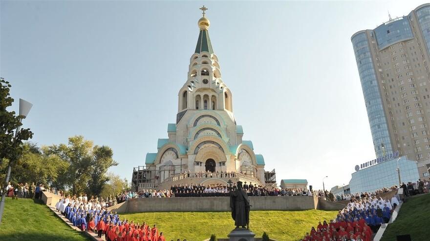 В Самаре четвертая очередь набережной стала «Софийской»