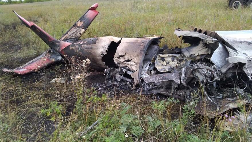 Под Тольятти разбился легкомоторный самолет