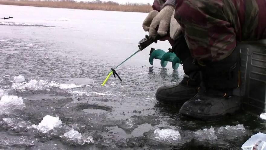 В Самаре 82-летний рыбак провалился под лед