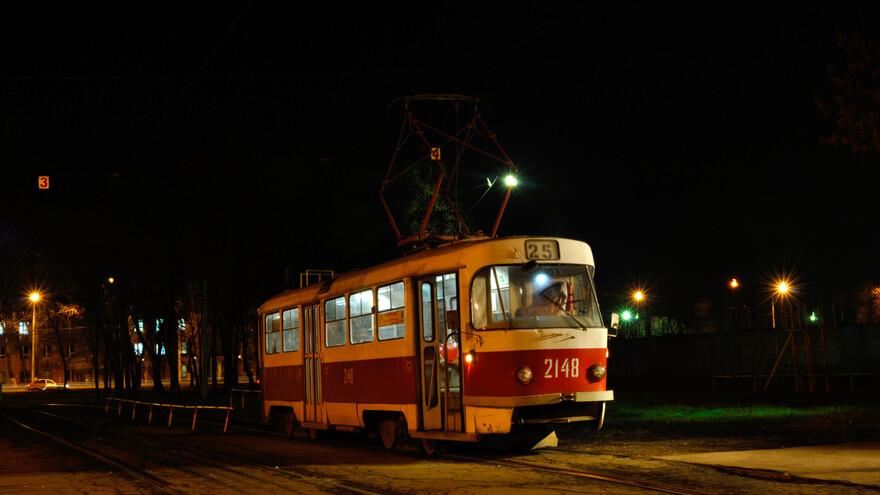 В Самаре открыли движение трамваев по улице Ташкентской