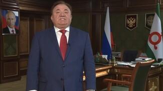 Глава Ингушетии поздравил Самарскую губернию со 170-летием