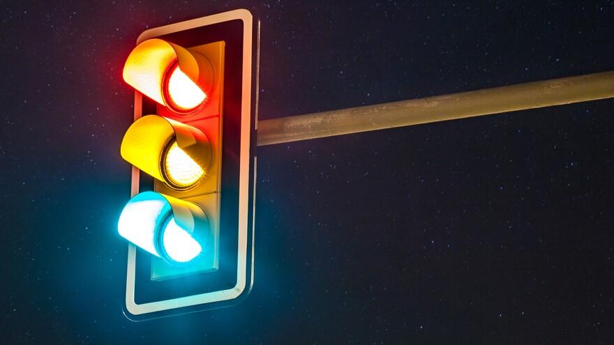 В Самаре на перекрестке Киевской и Тухачевского временно не работают светофоры