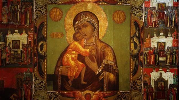 """""""Святыня царей и матерей"""": 27 марта отмечается день Феодоровской иконы Божией Матери"""