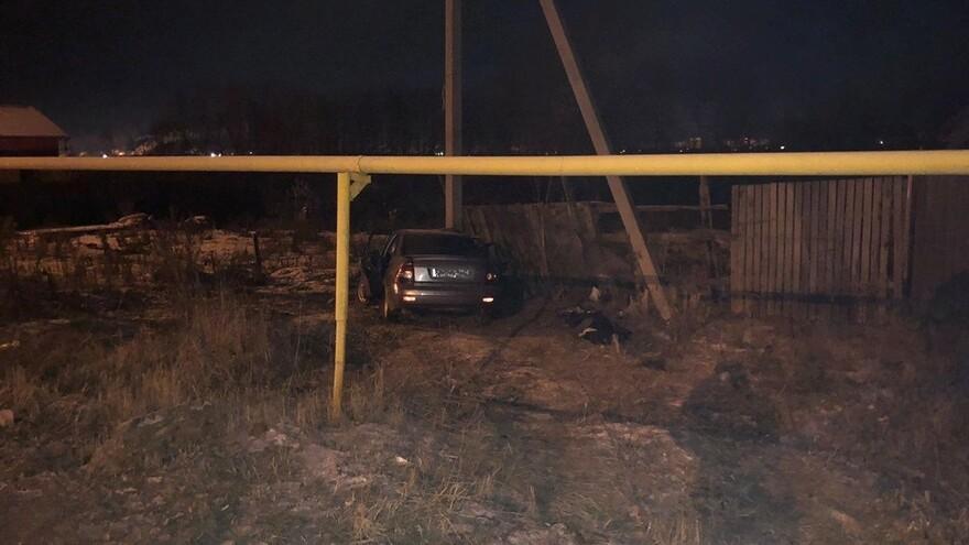 Автоледи без водительских прав устроила смертельное ДТП в Самаре