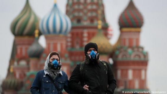 В Москве введён режим всеобщей изоляции