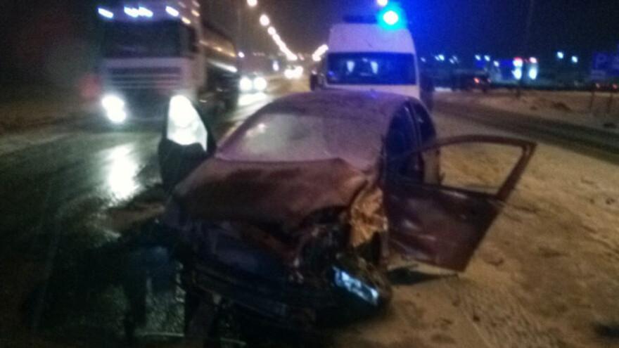 Ещё одна жертва метели: под Сызранью погиб автомобилист