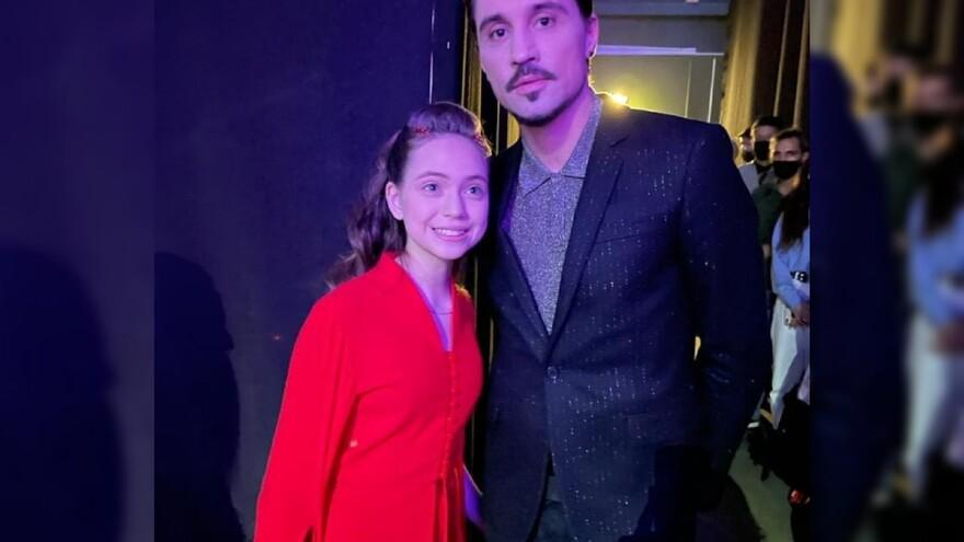 Юная певица из Самарской области спела дуэтом с Димой Биланом
