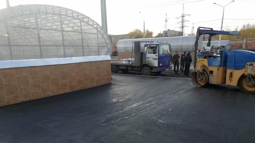 Ремонт подземного перехода на Заводском шоссе завершатся