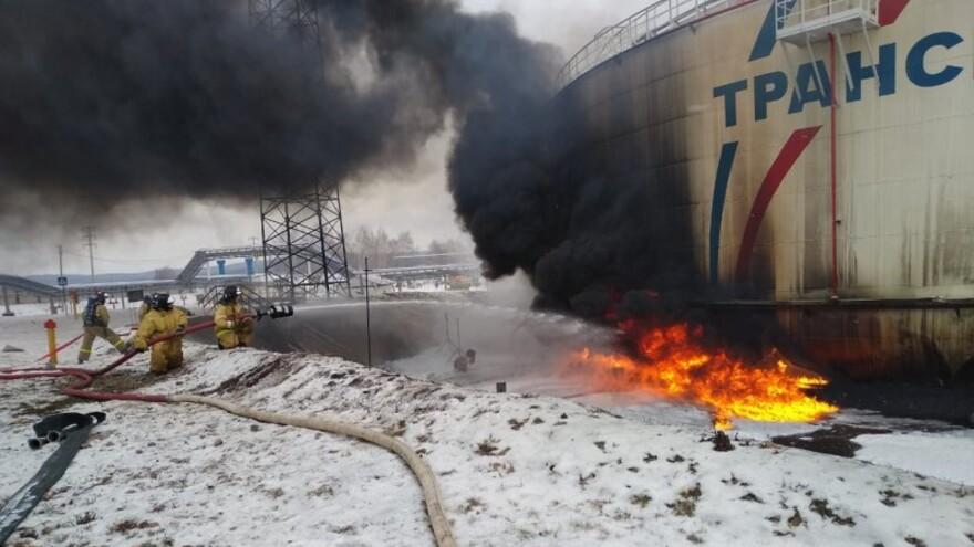 В Татарстане погибли два уроженца Самарской области
